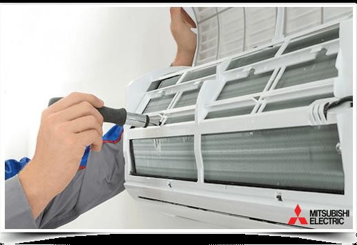 Как обслуживать кондиционер mitsubishi до какой температуры можно включать кондиционер lg
